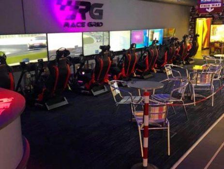 Racegrid Virtual Reality Racing Centre